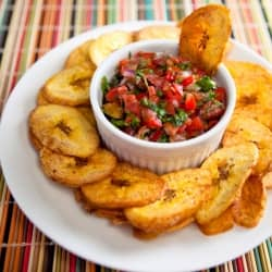 PALEO CHIPS AND SALSA. YUP!