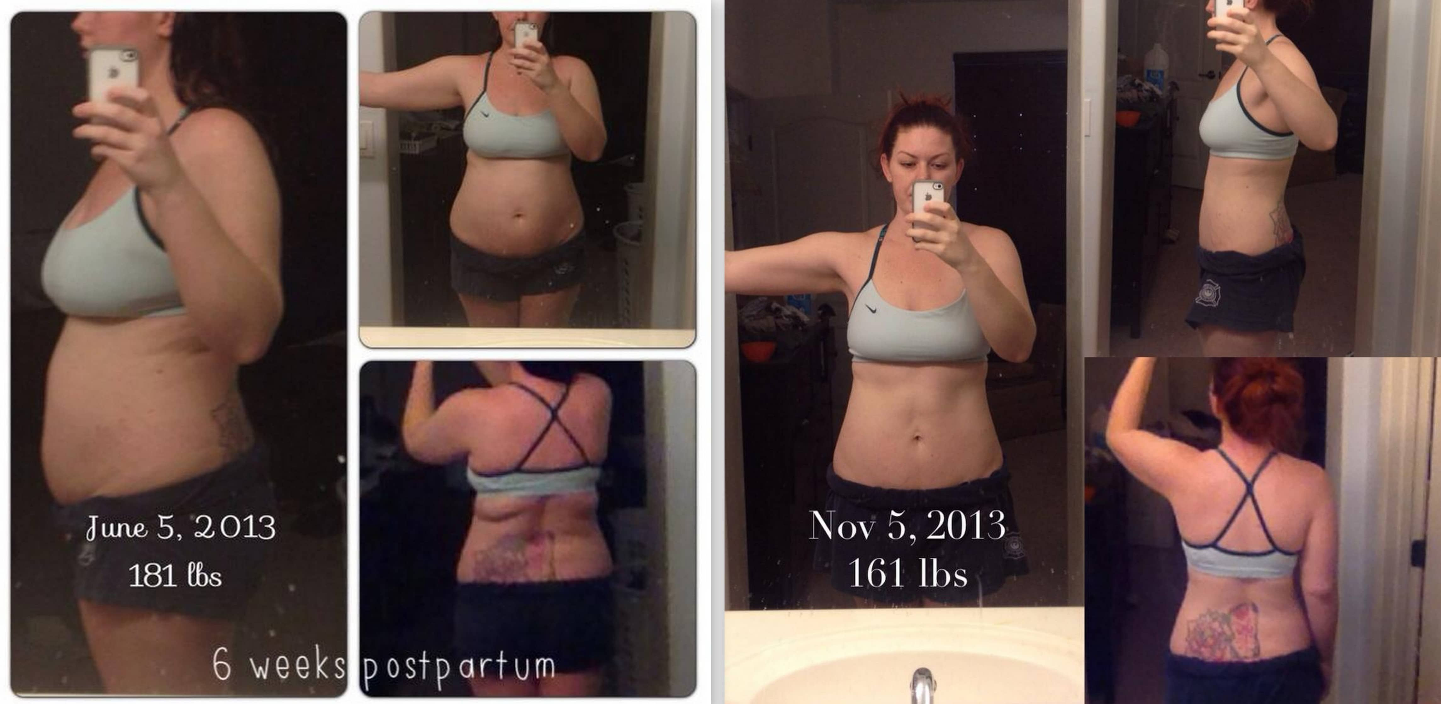 unintentional weight loss in third trimester