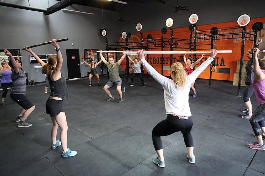 CrossFit 101