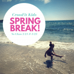 CrossFit Kids Goes on Spring Break