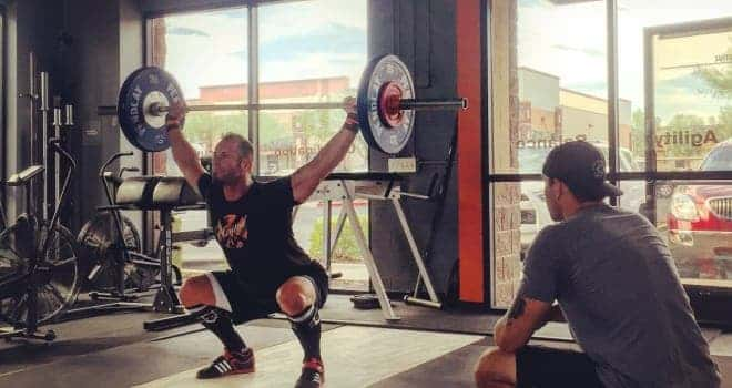 Lifts and Skills Necessary for CrossFit