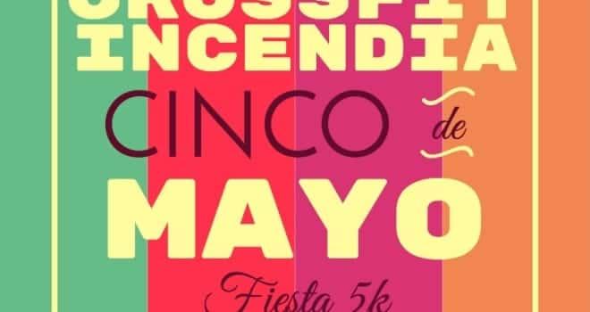 1st Annual Fiesta 5K