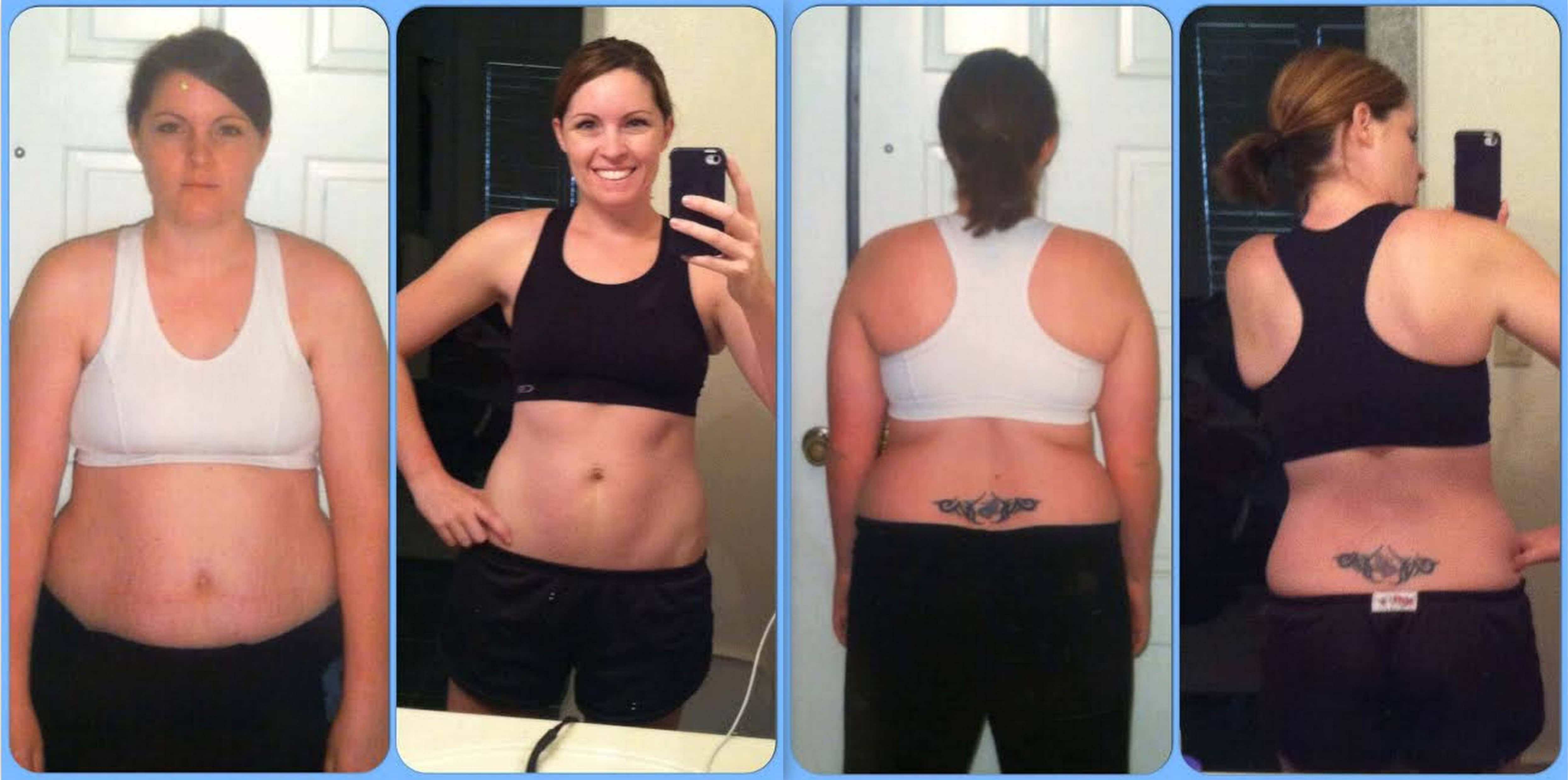 Caitlin S Crossfit Success Story Crossfit Incendia