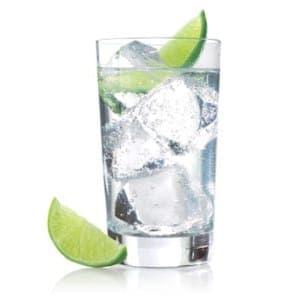 Tequila-soda
