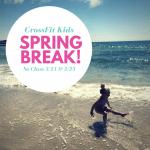 CrossFit Kids Goes on Spring Break