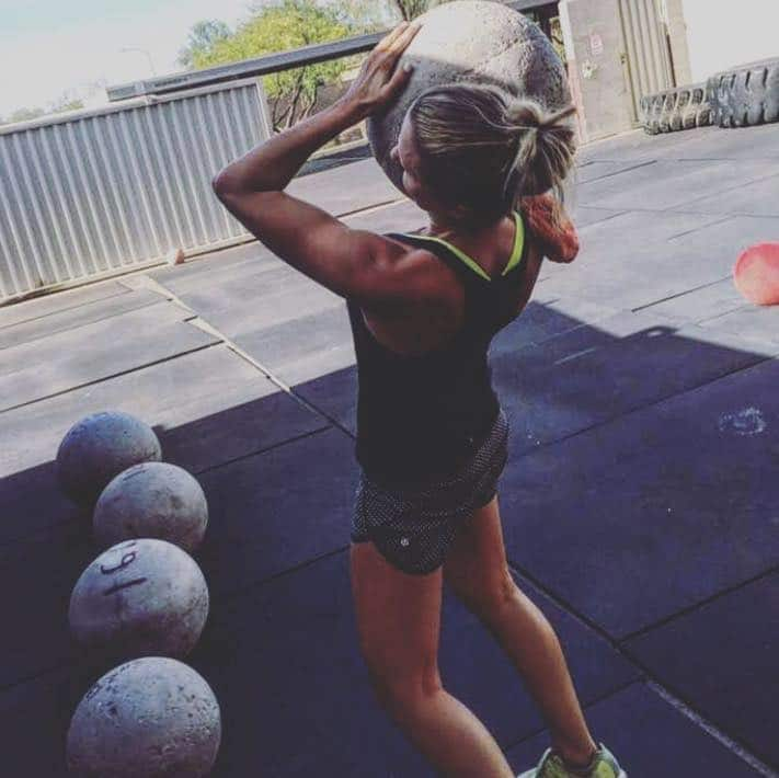 March 2017 Incendian of the Month Sarah Silver CrossFit Incendia